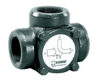 Danfoss Thermic Bypass Valves