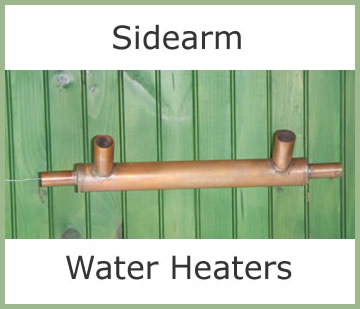 Sidearm Water Heaters