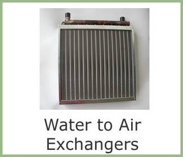 Water to Air Exchangers